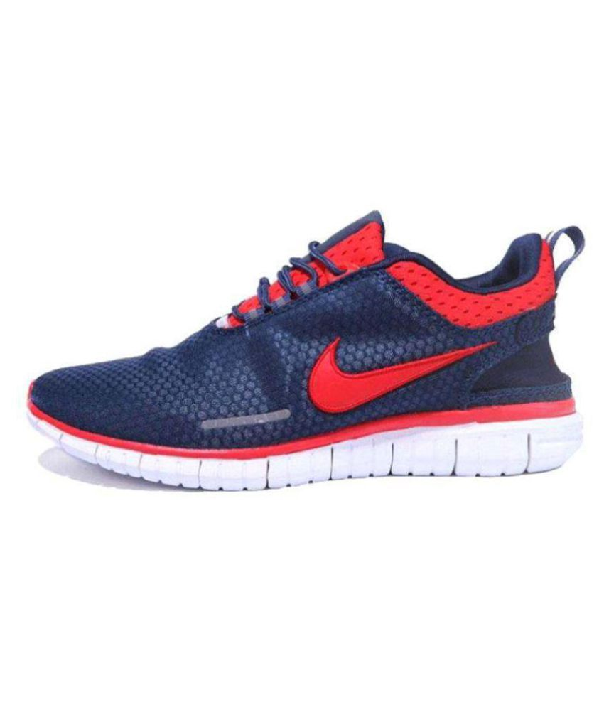1a2352bb46447 Nike Free OG Breeze Blue Running Shoes - Buy Nike Free OG Breeze ...