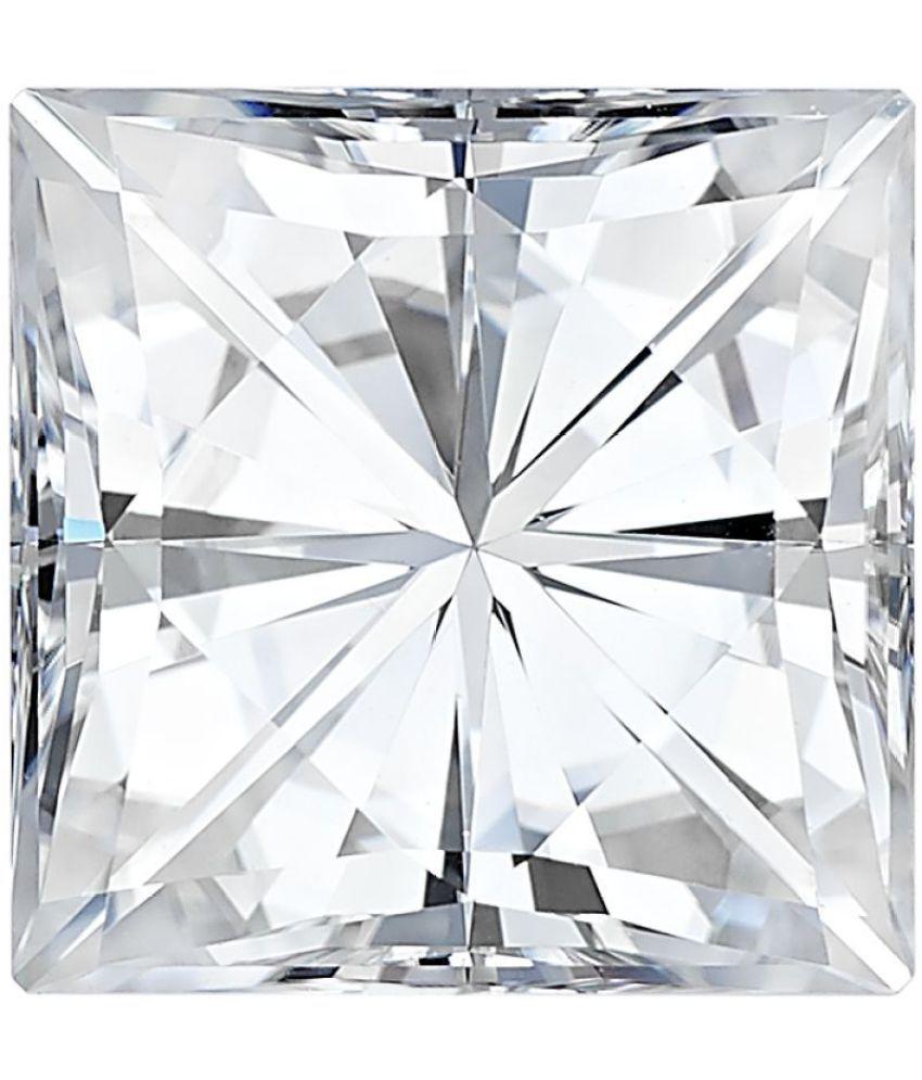 Charles & Colvard (USA) Square Brilliant 6.0mm Moissanite Diamond 1.30ct Equivalent Weight