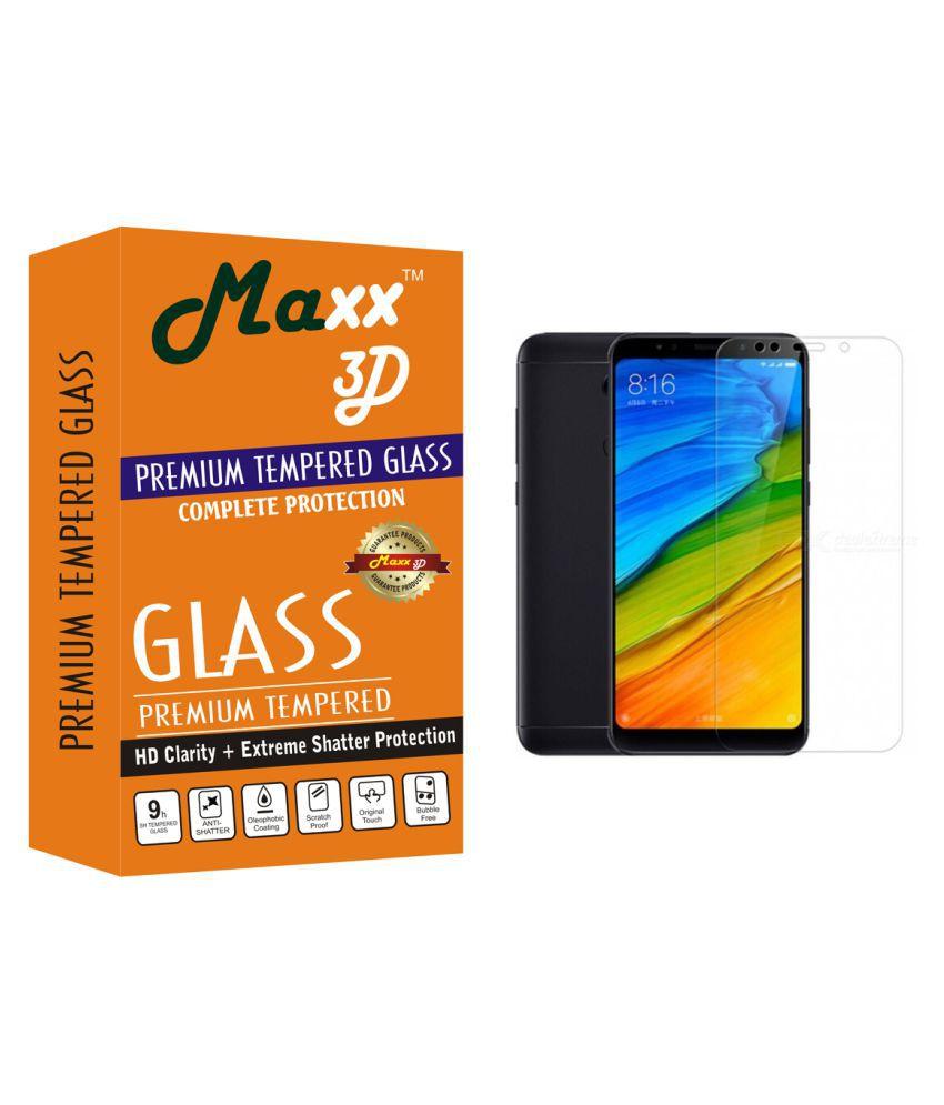 Xiaomi Mi A2 Tempered Glass Screen Guard By MAXX3D