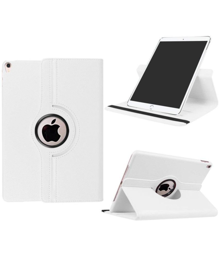 Apple iPad Pro 10.5 inches Flip Cover By TGK White