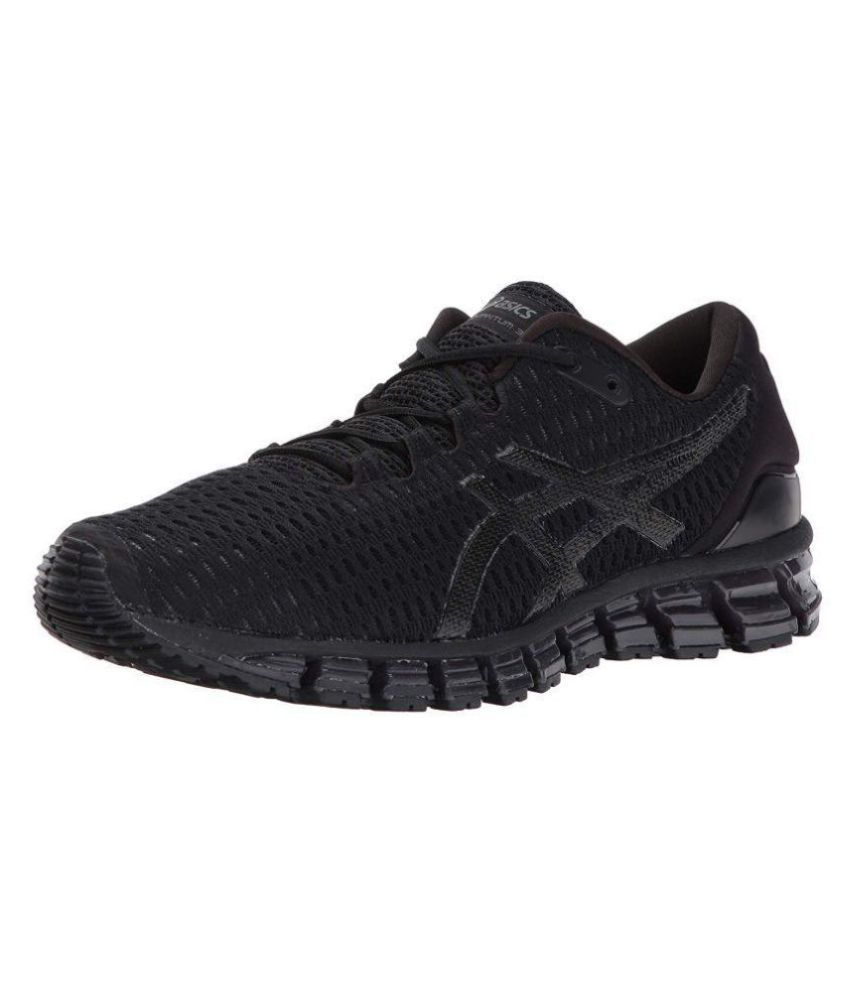 6aaf5f542498 Asics GEL-Quantum 360 Shift Black Running Shoes - Buy Asics GEL-Quantum 360  Shift Black Running Shoes Online at Best Prices in India on Snapdeal