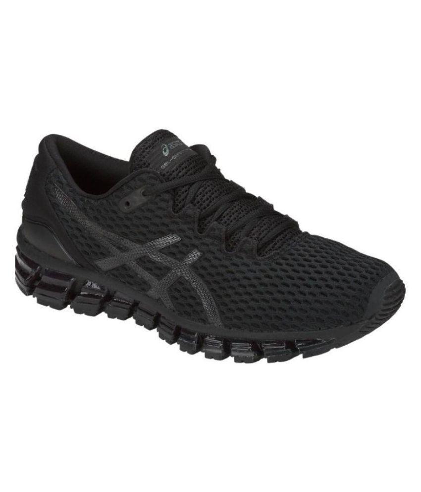 info for 8e2e8 9fc3e Asics GEL-Quantum 360 Shift Black Running Shoes