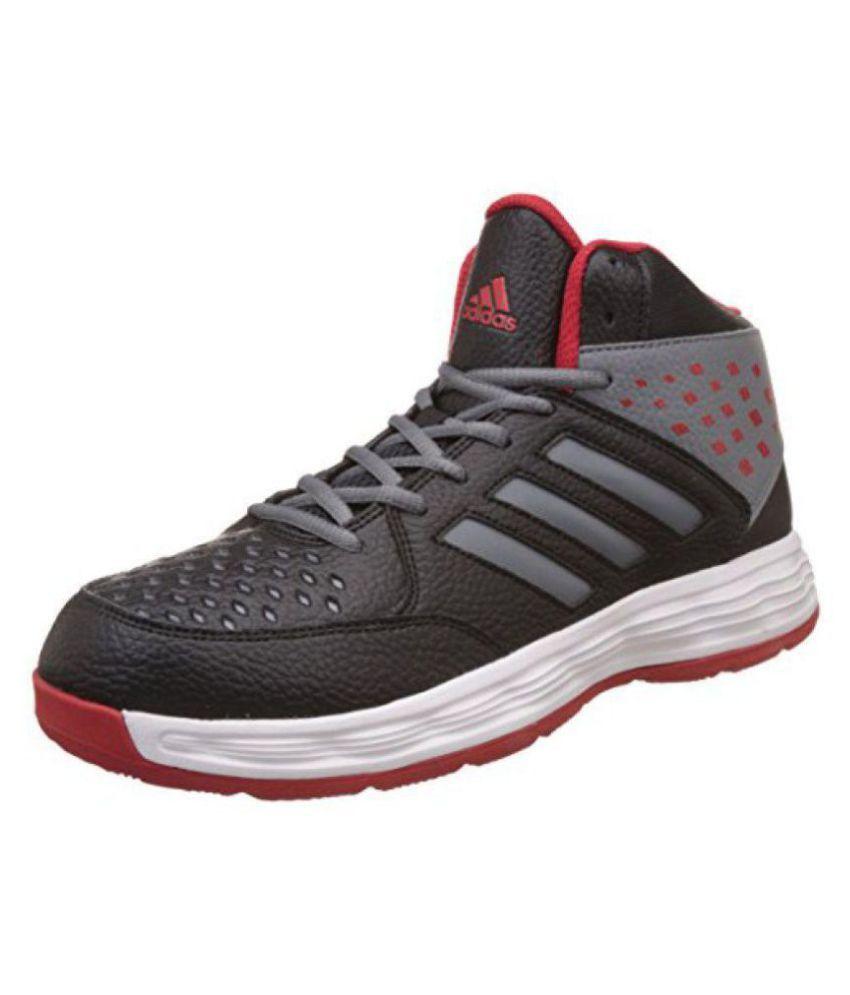 Adidas Black Basketball Shoes - Buy