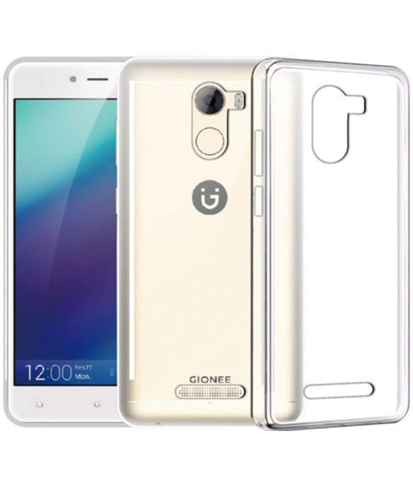 innovative design 28447 d1b32 Gionee A1 Lite Plain Cases Galaxy Plus - Transparent