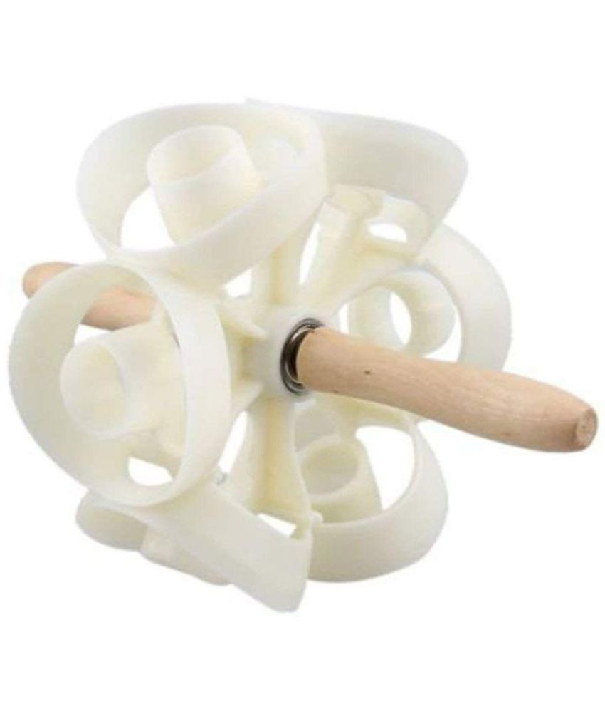 VP STORES Plastic Rolling Pin 1 Pc