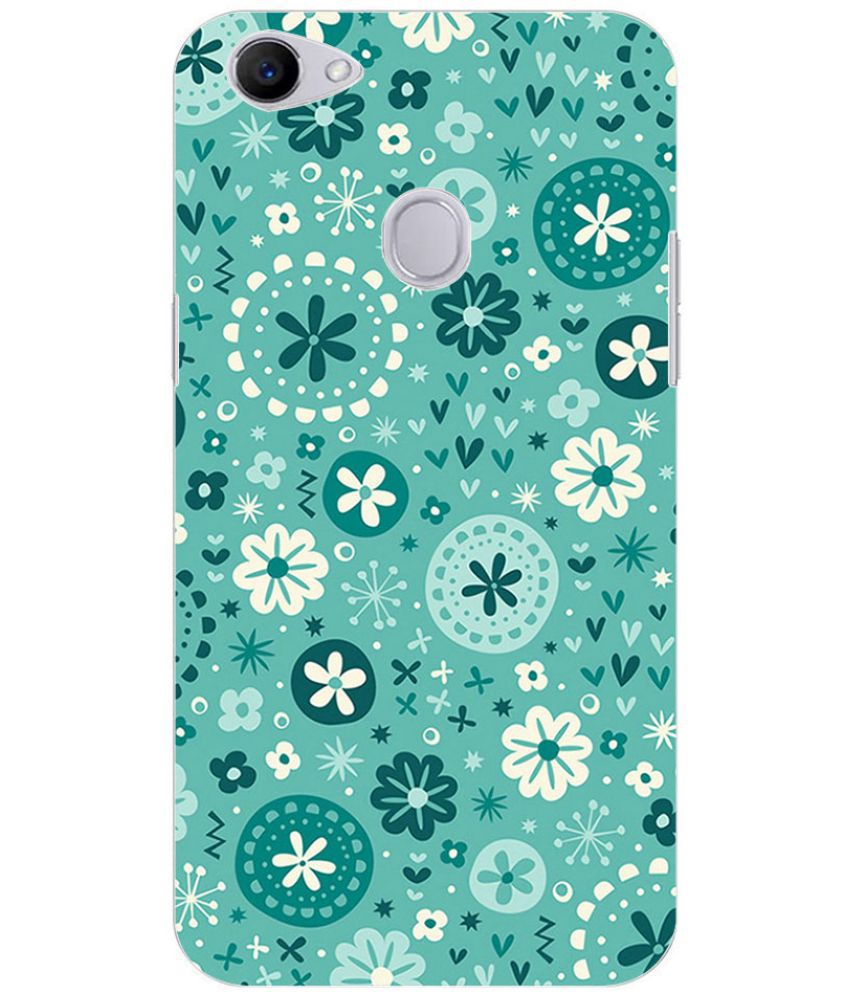 Oppo F9 Pro Printed Cover By Krafter High Quility Precision Printing