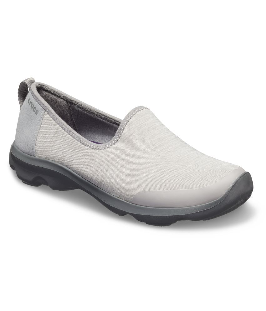 Crocs Gray Casual Shoes
