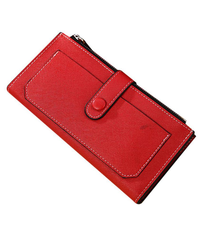 Generic red Wallet