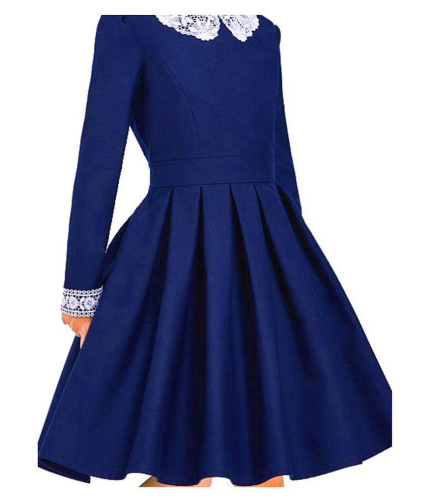 2ebb05781 BEAUTIFUL GIRLS WESTERN WEAR KNEE LENGTH DRESS - Buy BEAUTIFUL GIRLS ...