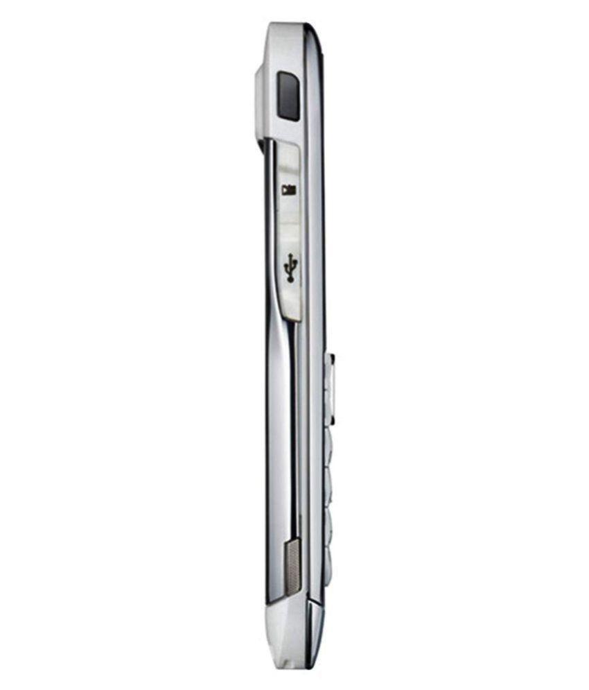 Sunz Nokia E71 128 Mb Ram Unlocked Silver Feature Phone Online At Gsm Original