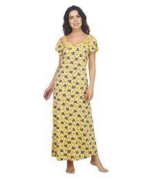 d0ddaf555d Yellow Sleepwear  Buy Yellow Sleepwear for Women Online at Low ...
