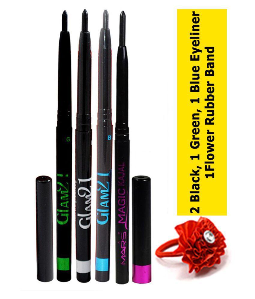 Glam 21 Kajal Stick Multicolor