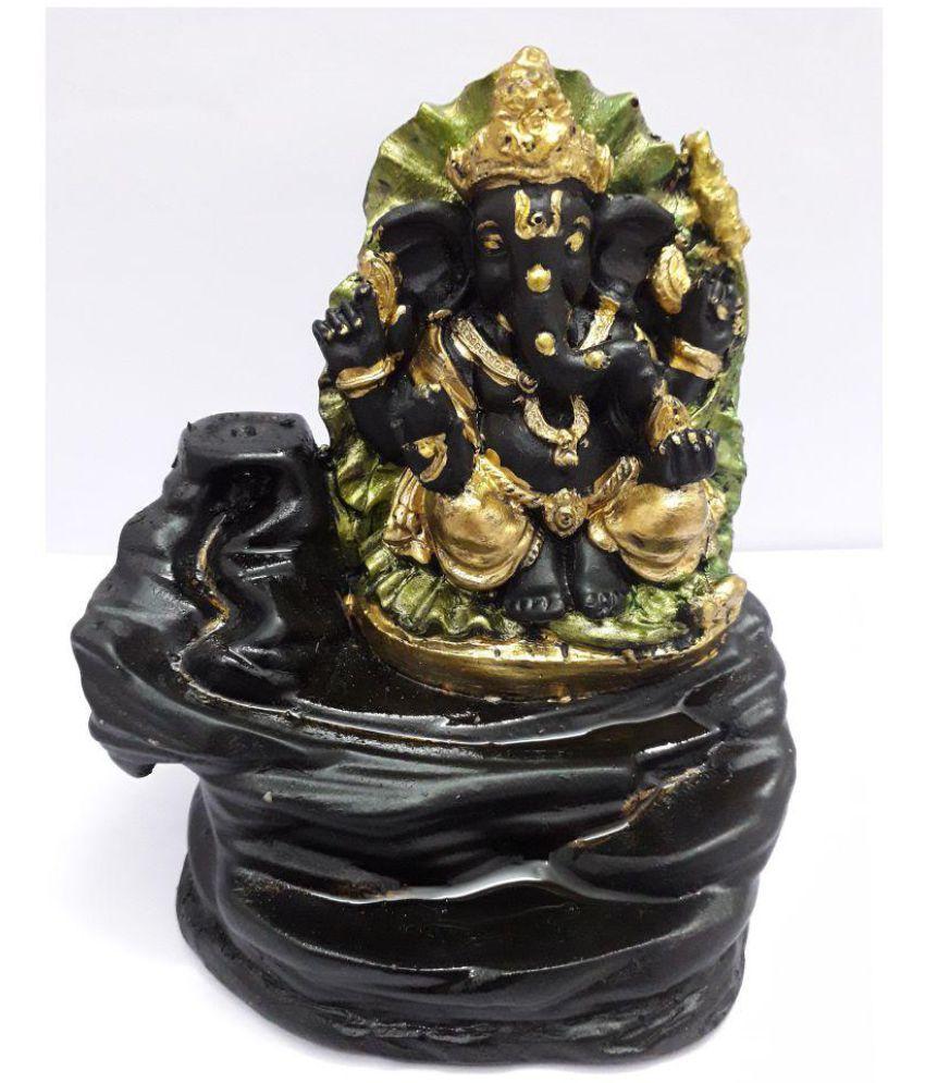 @RRB Ganesha PVC Idol