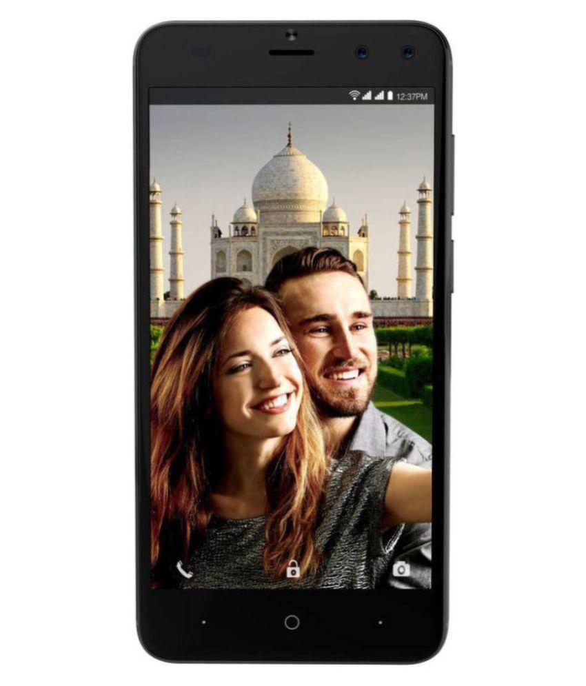 Intex Staari ( 16GB , 2 GB ) Black