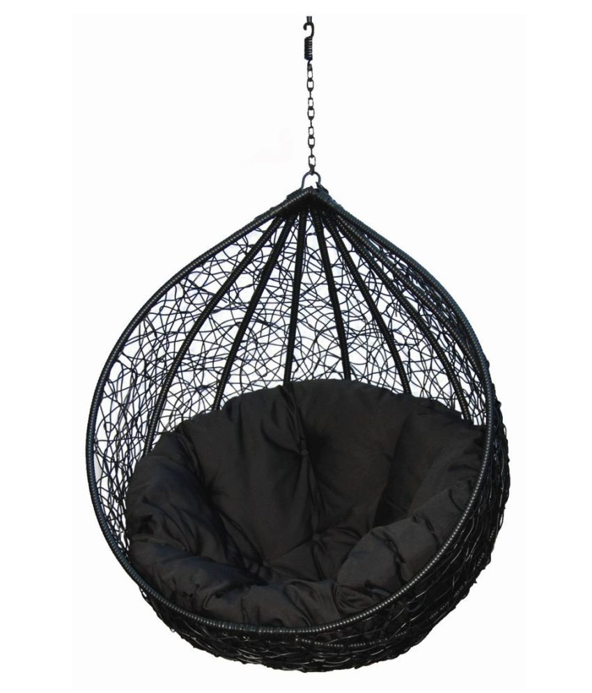 Carry Bird Hanging Swing Chair With Cushion Amp Hook Color
