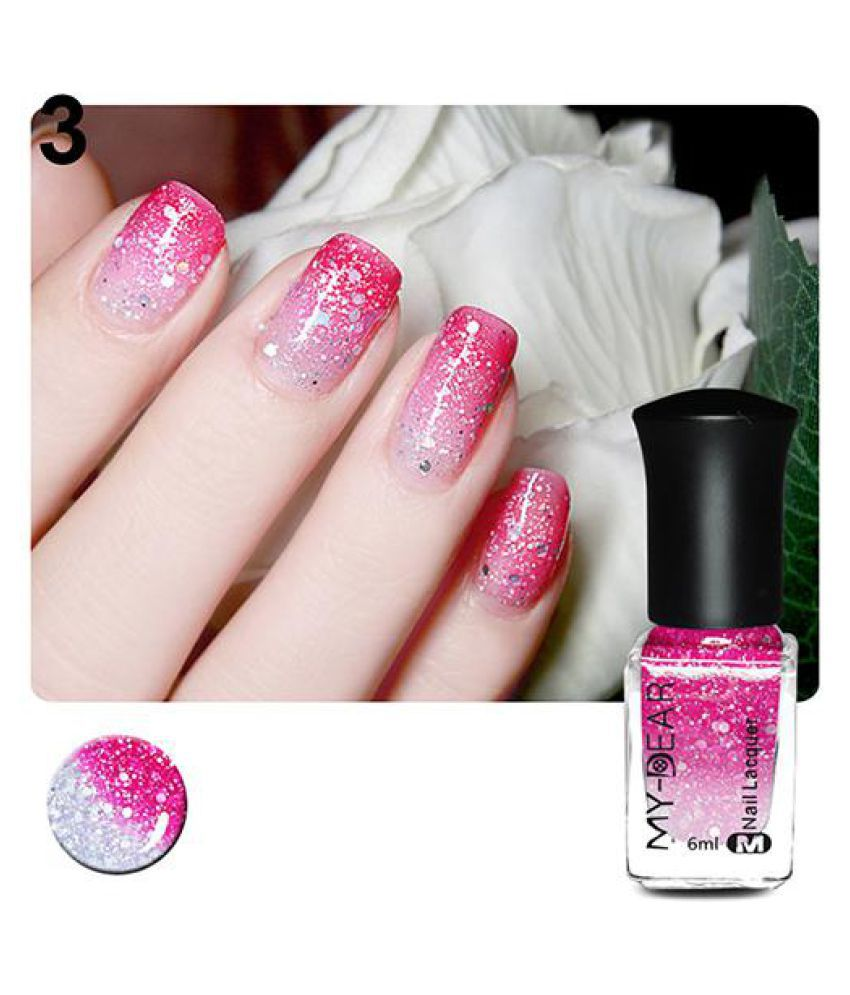 Generic Nail Polish one color one color Glossy unknown ml