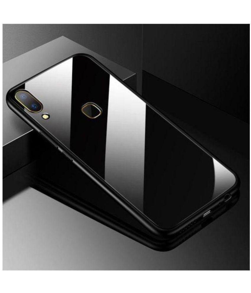new styles 6744e 2a330 Vivo Y83 Pro Mirror Back Covers YGS - Black