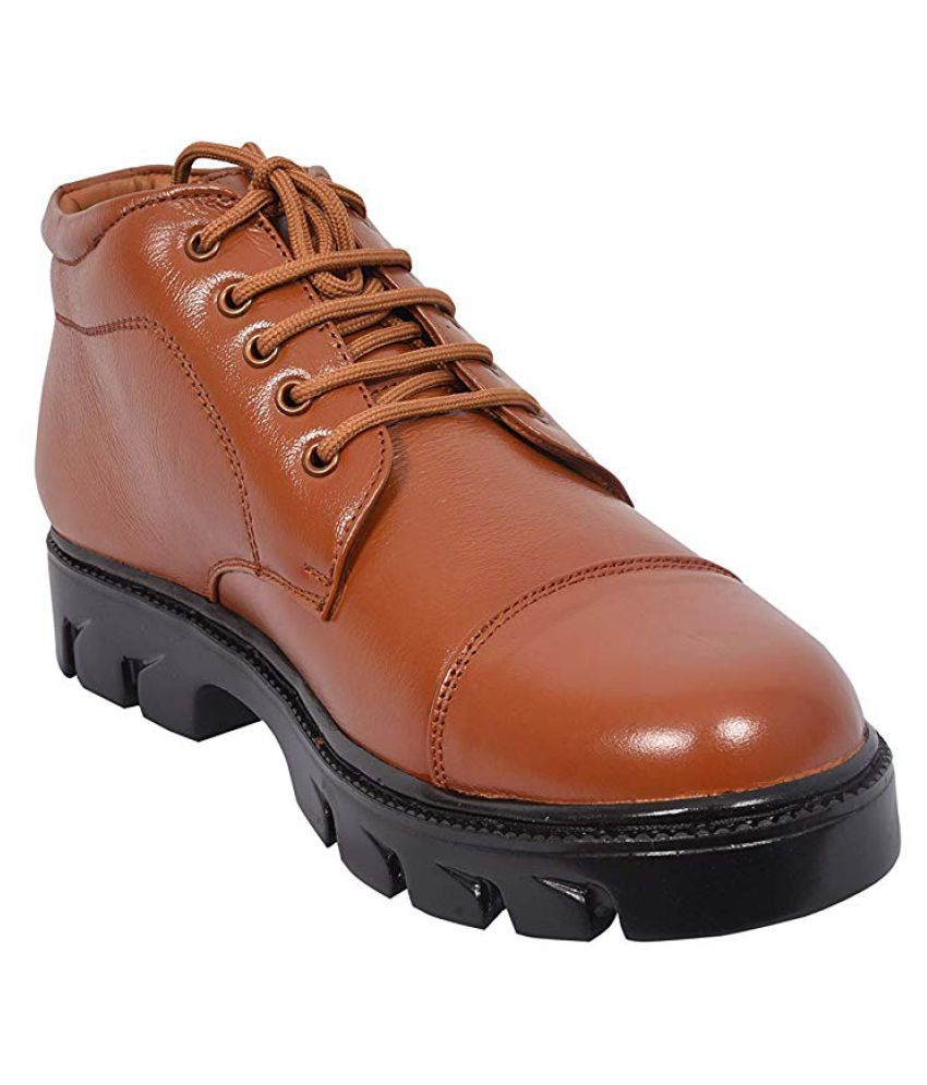 A V Shoes BROWN