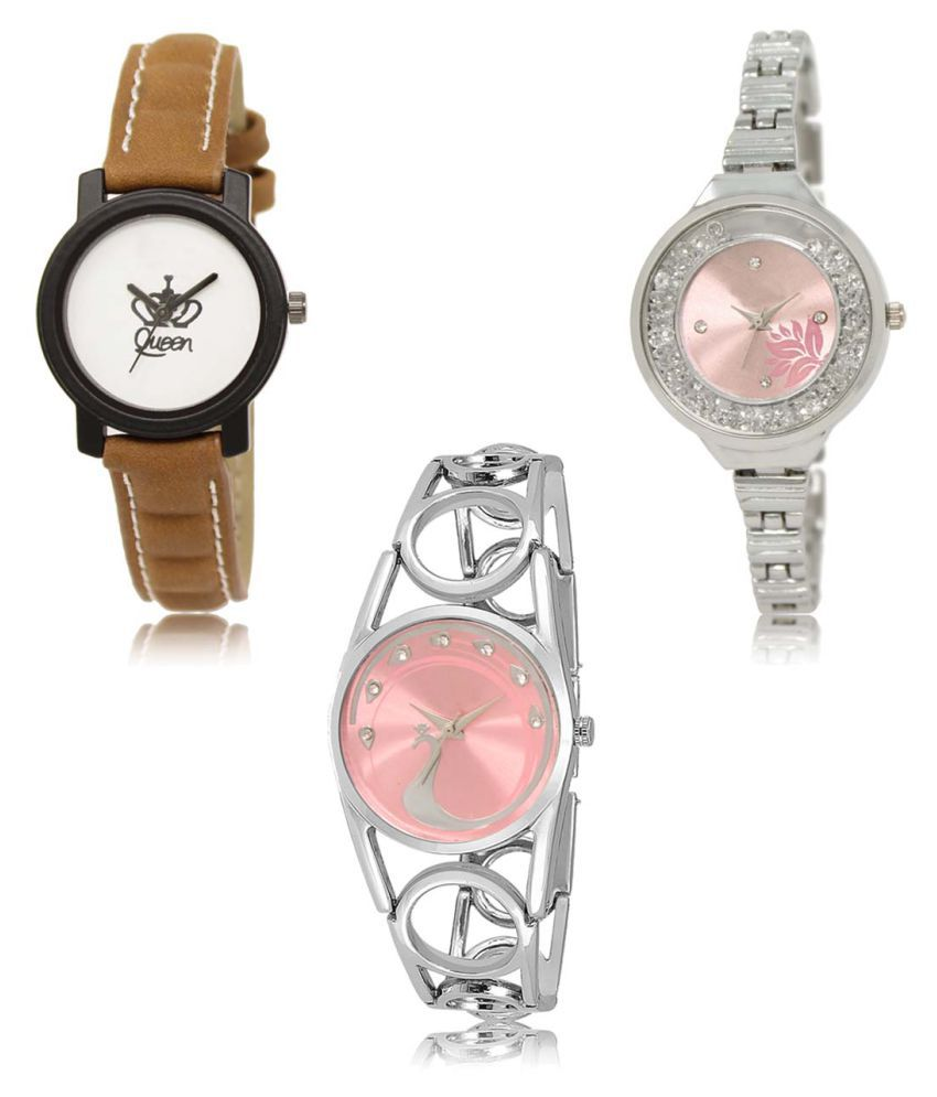Analog Exclusive Mens Watches Combo of 3 LR209-226-233