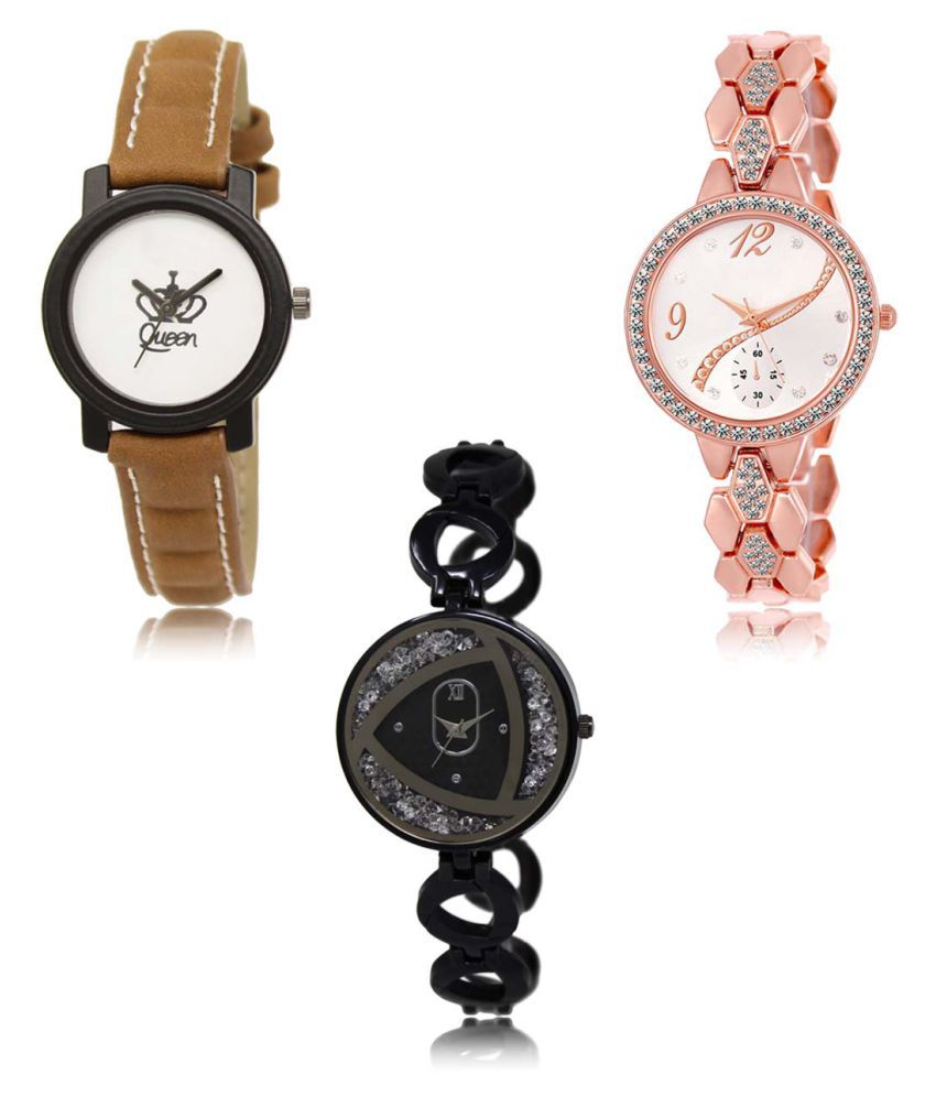 Analog Exclusive Mens Watches Combo of 3 LR209-215-237