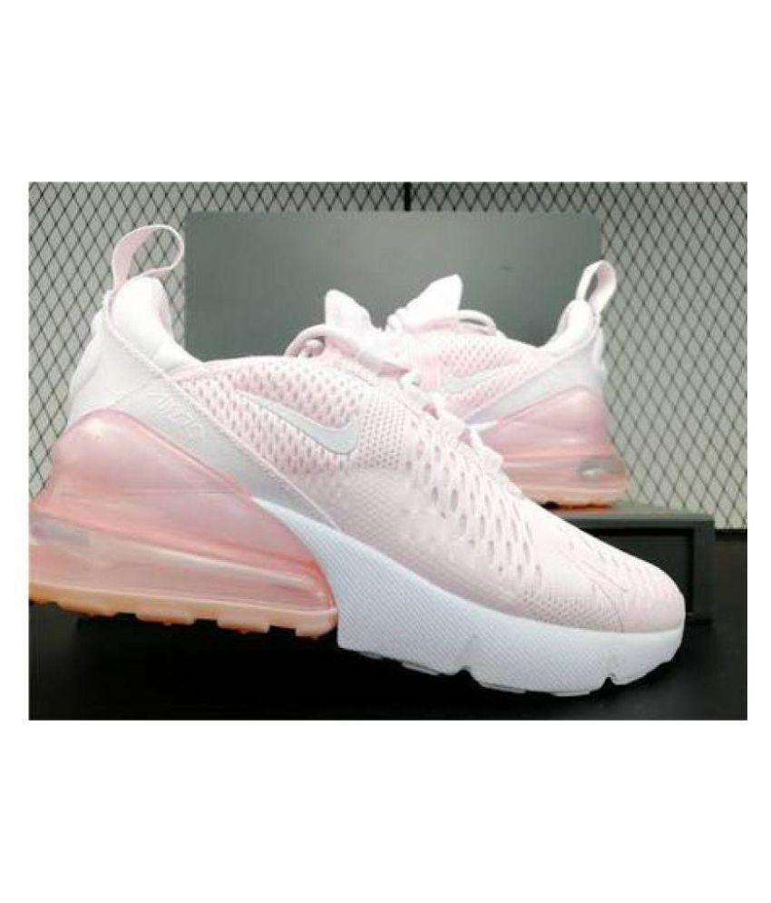 Nike Air Max 270 Pink Womens Running