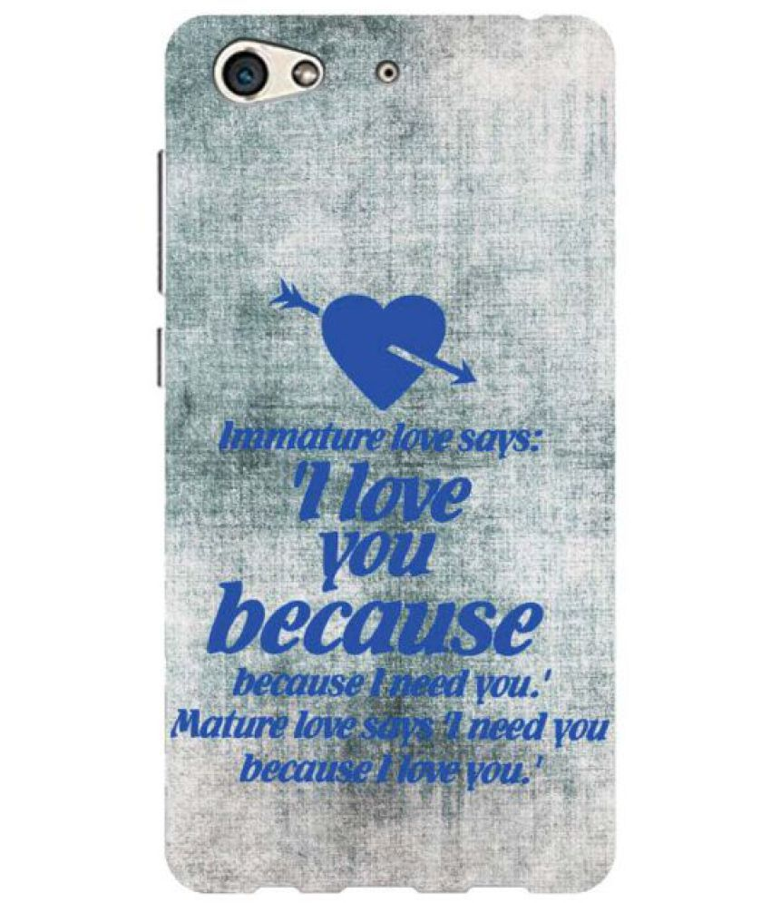Gionee S10 Printed Cover By PrintVisa