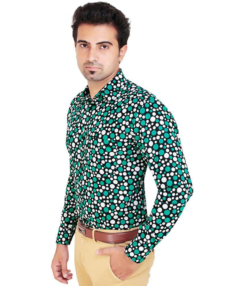 MSE Cotton Blend Shirt