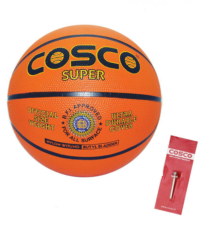 Cosco 6 Rubber Basketball / Ball