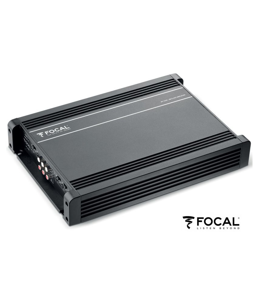 Focal Auditor+ AP 4340SI 4-Channel Amplifier