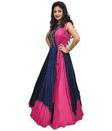 6ba5382de Pink Salwar Suits  Buy Pink Salwar Kameez Online at Low Prices in ...