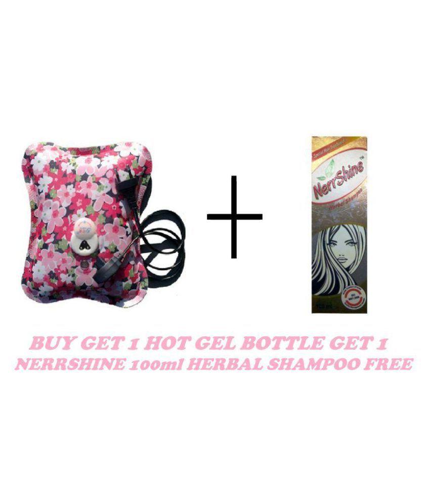 Nerr Formulations HOT GEL BOTTLE ELECTRONIC HOT GEL BOTTLE Pack Of 1