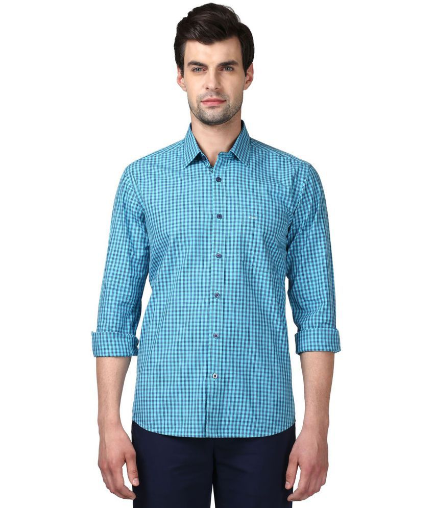 Colorplus 100 Percent Cotton Shirt