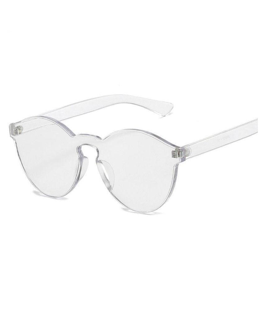 Generic Clear Round Sunglasses ( unknown )