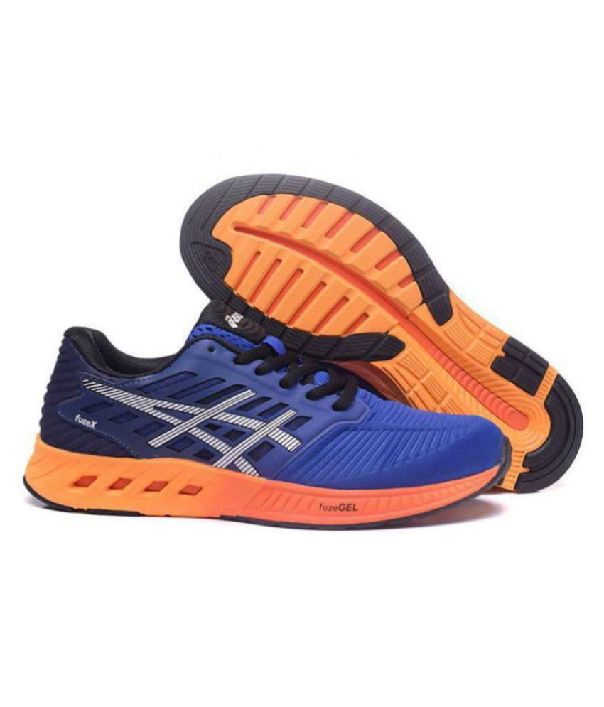 Buy Blue Running Asics Shoes Touch vNwnm80O