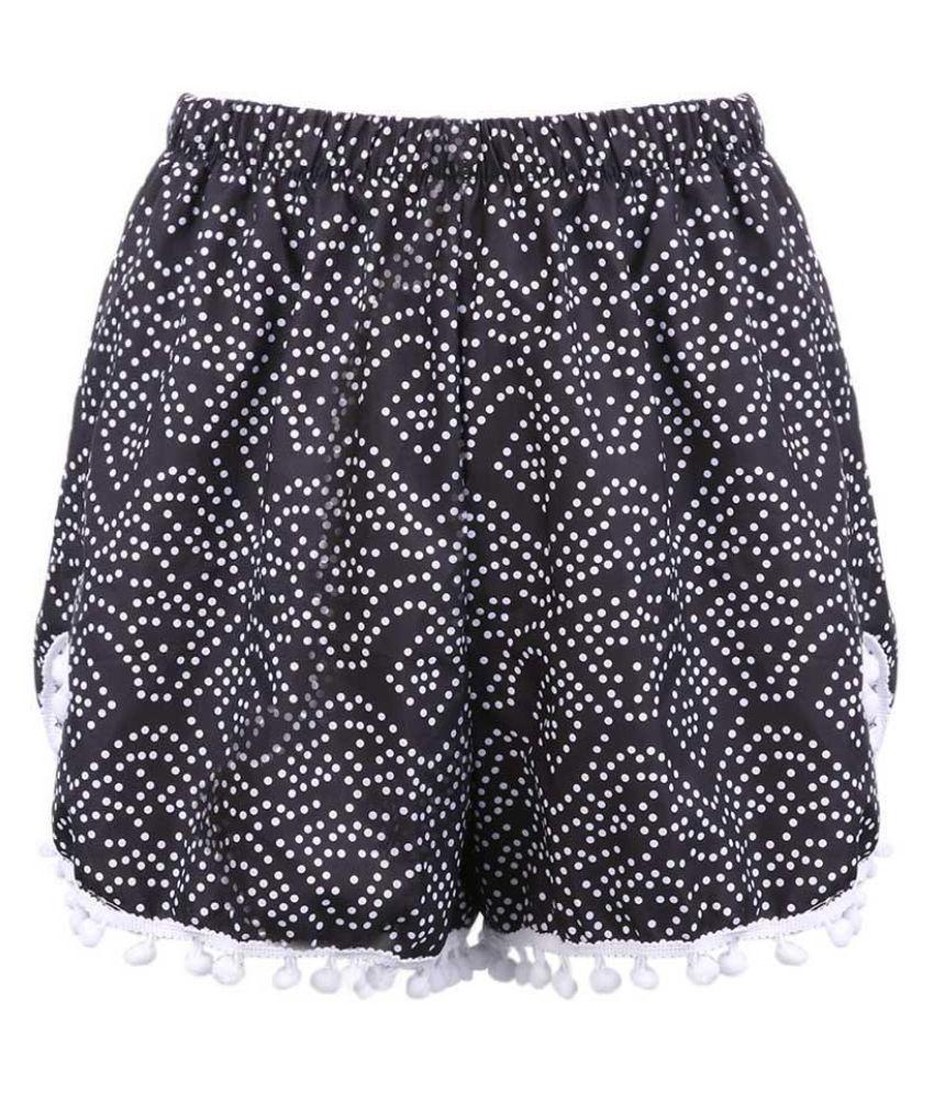 Generic Black Shorts