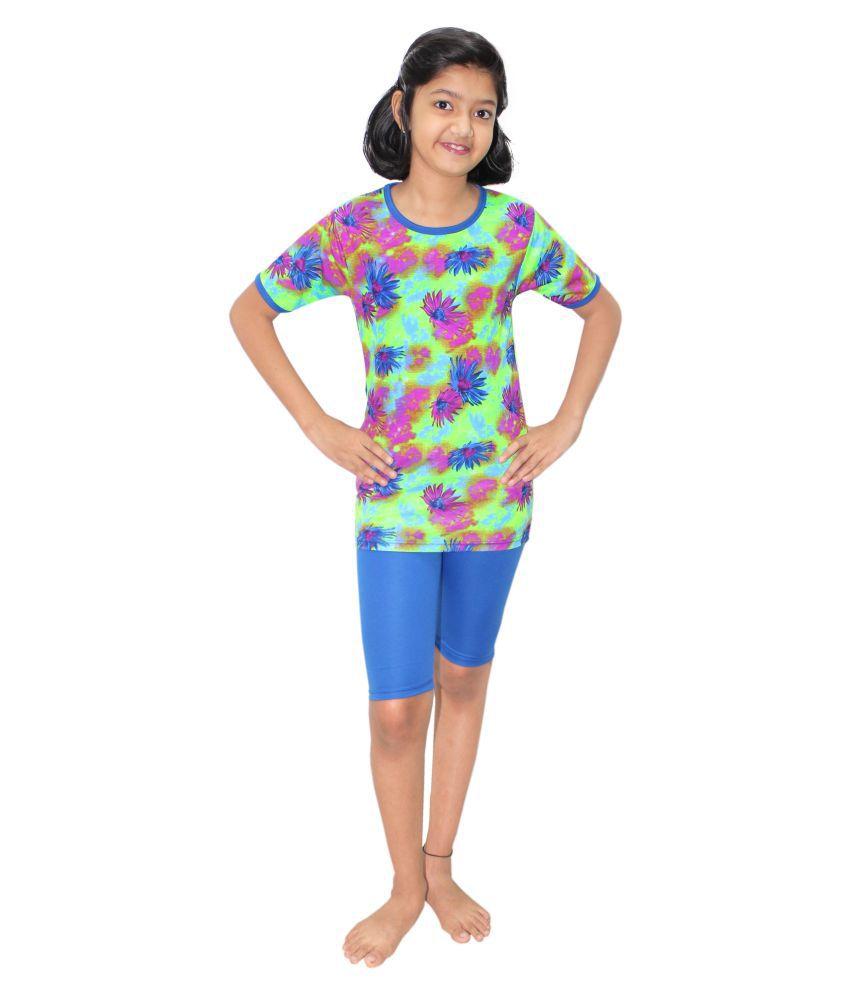 Goodluck Swimming Costume For Kids Girls Buy Goodluck Swimming