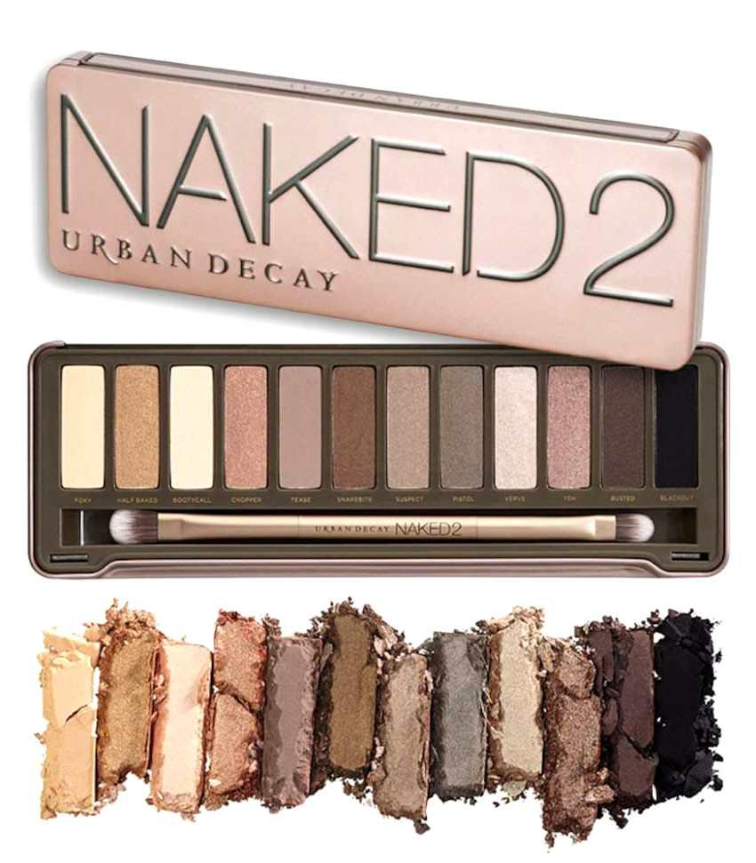 Urban decay naked palette 2 Nude Photos 84