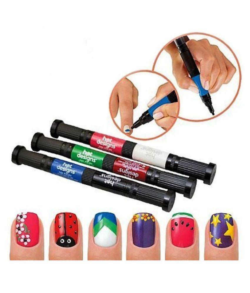 Hot Designs Nail Art Pens Buy Hot Designs Nail Art Pens Online