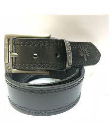 46c3474d7e2 Quick View. Woodland Black Leather Casual Belt ...