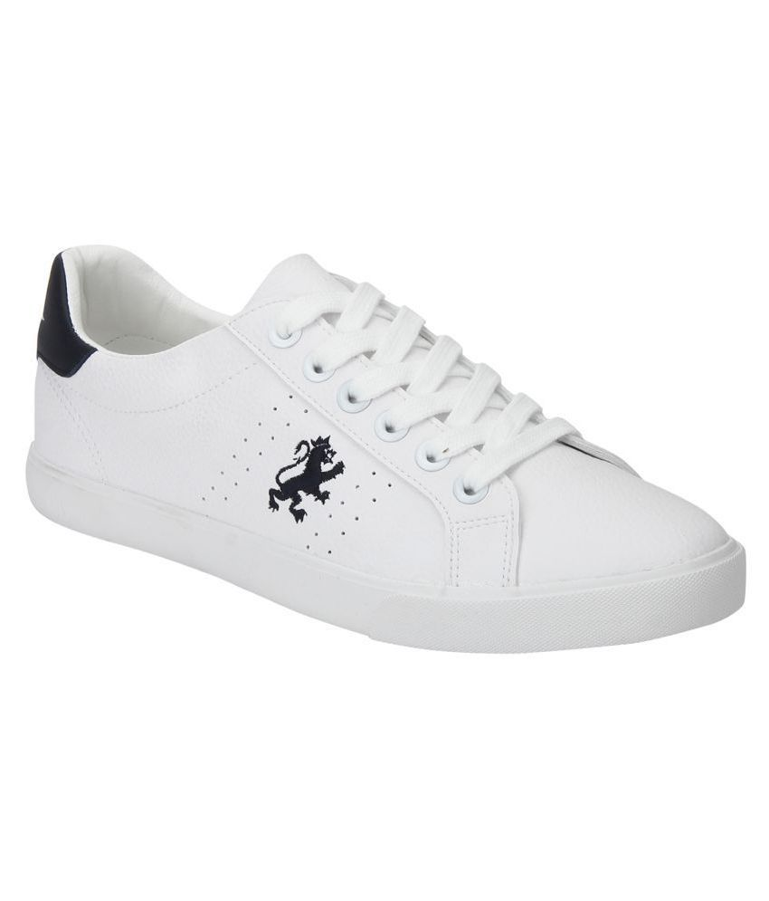 red tape white casual shoes - 53% OFF
