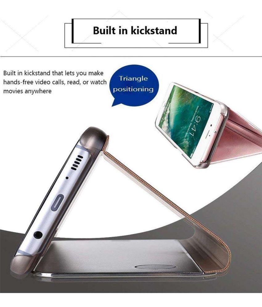 Xiaomi Redmi Note 5 Pro Flip Cover by NXG4U - Black