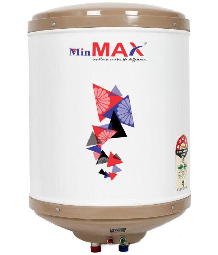 Min Max 15 Ltr Eco-EG Storage - Geysers Ivory
