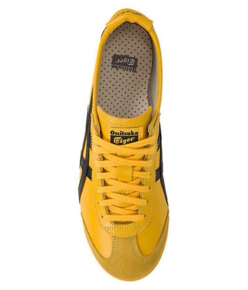 promo code 662f7 803a4 ONITSUKA TIGER Outdoor Yellow Casual Shoes