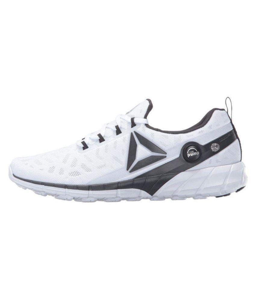 d908f1e1f06039 Reebok White Running Shoes - Buy Reebok White Running Shoes Online ...