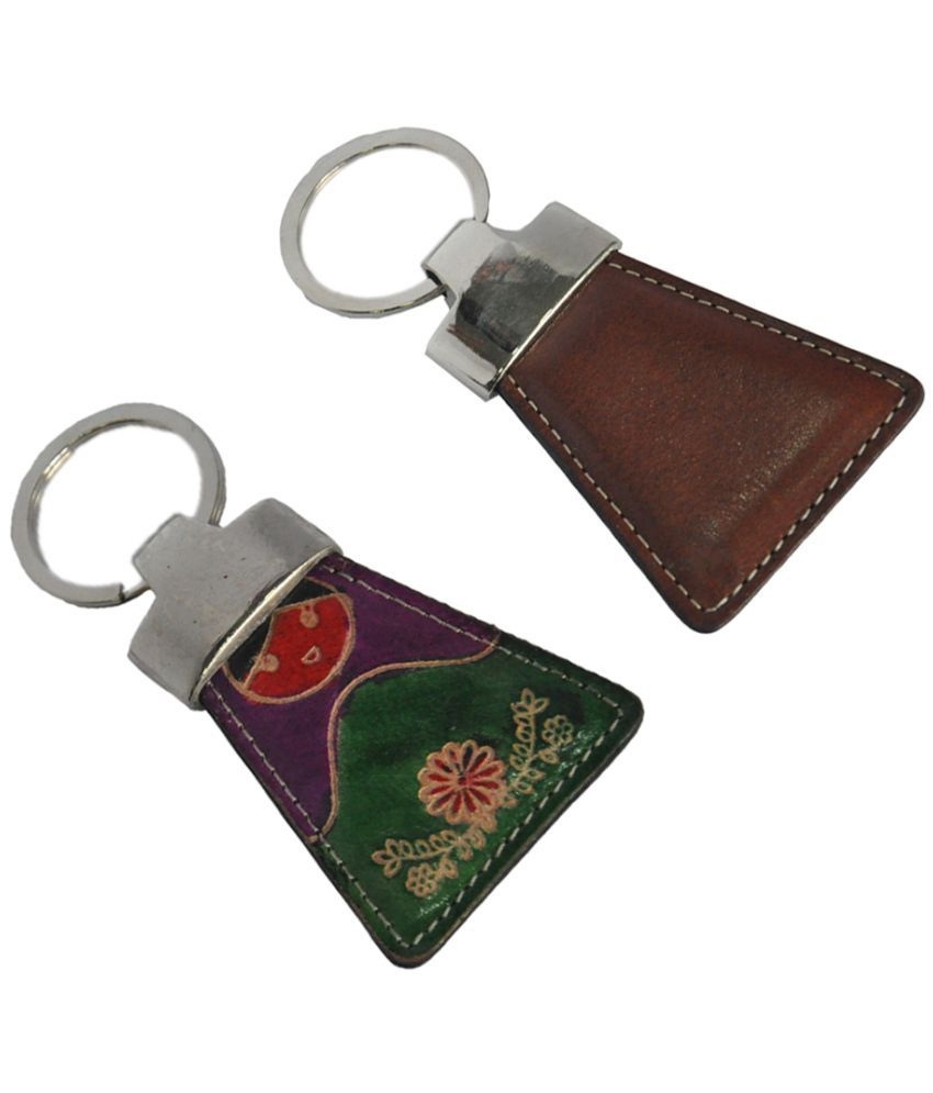 Hide&Sleek Key Chain