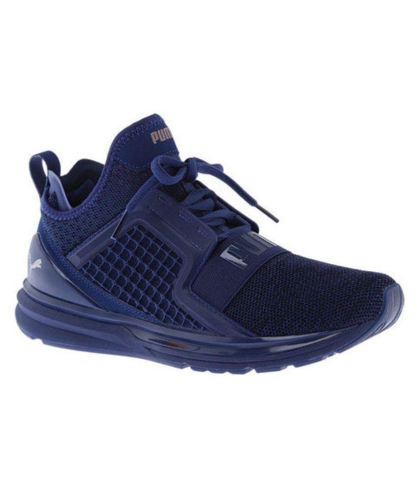 Puma Blue Running Shoes - Buy Puma Blue