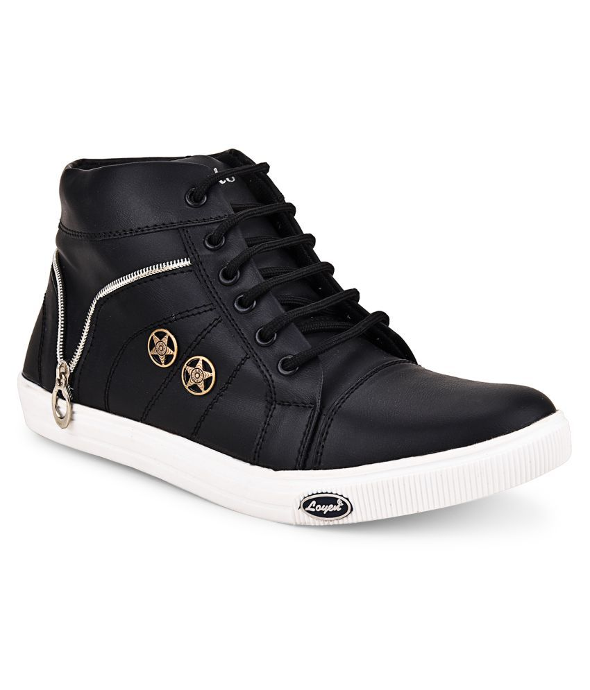 Essence Navy Casual Boot