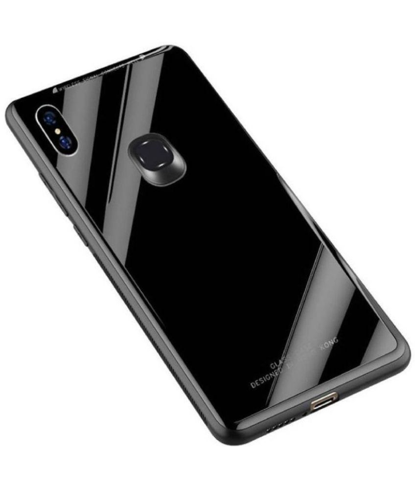 2779e5d712 -64% Xiaomi Redmi Note 5 Pro Glass Cover Karwan - Black