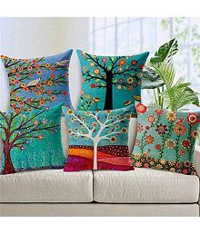 cushion covers buy cushion covers online at best prices in india on rh snapdeal com
