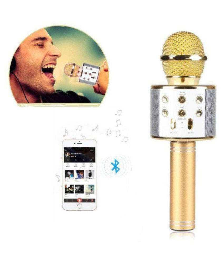 Ws 858 wireless/Bluetooth mics  Assorted Colour